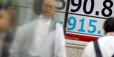 Nikkei hard onderuit door recessievrees