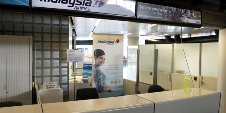 Laatste Malaysia Airlines vanaf Schiphol