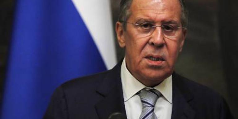 Lavrov tot Pompeo: laat Russin vrij