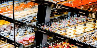Dunkin' Donuts wordt Dunkin'