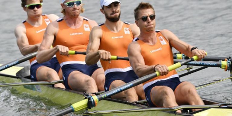 Holland Vier vijfde in Rio