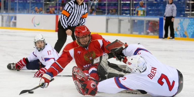 Russen niet op paralympische Winterspelen