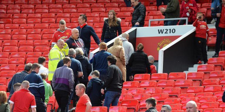 Onderzoek naar 'fiasco' op Old Trafford