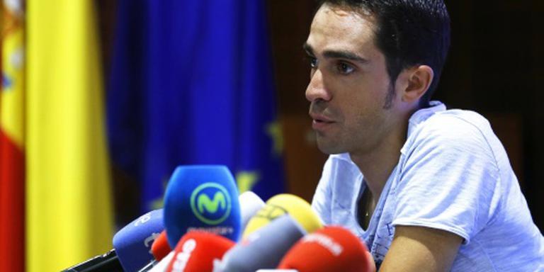 Contador twijfelt over deelname Spelen