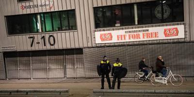 Taakstraffen voor relschoppers ADO-wedstrijd