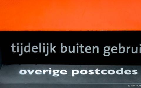 11.415 oranje brievenbussen komende dagen afgesloten