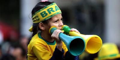 Brazilië aast op revanche in Rusland