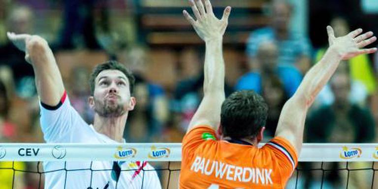 Volleyballers zonder Rauwerdink naar WK
