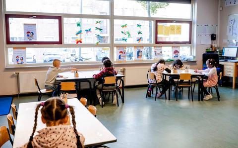 ' Basisscholen en kinderopvang begin juni weer helemaal open'