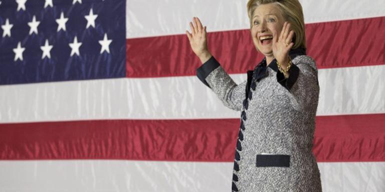 Clinton wint laatste voorverkiezing D.C.