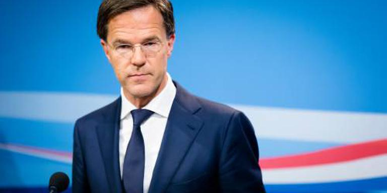 Rutte geschokt over dood PVV-raadslid Dille