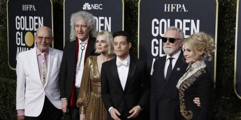 Globes voor Green Book en Bohemian Rhapsody