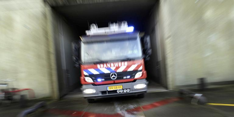 Minder meldingen Friese brandweer