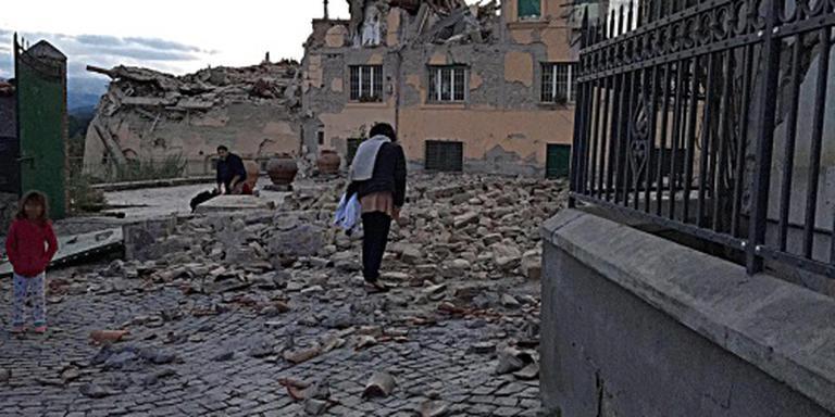 Facebook activeert veilig-knop na aardbeving