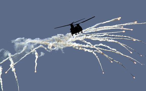 Defensie noemt vliegen boven de Wadden niet verstorend: 'Uitermate bijzonder'