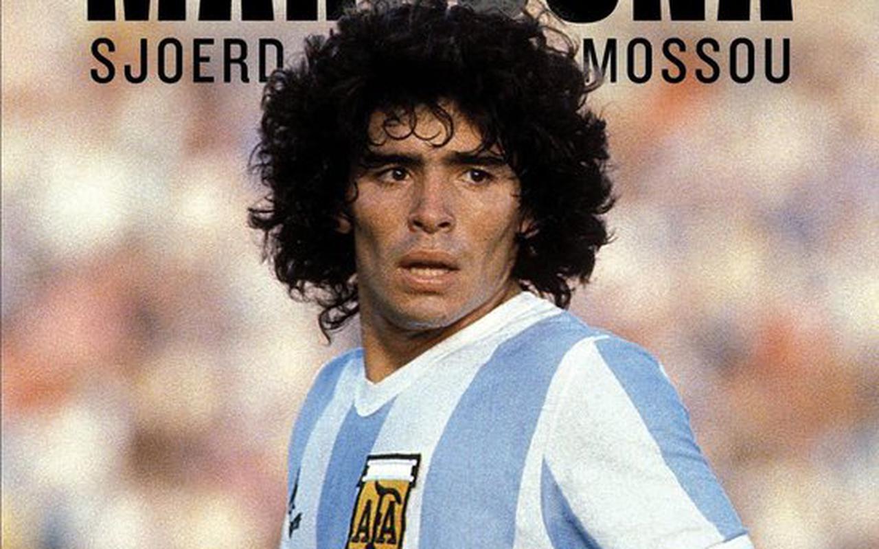Op zoek naar Maradona.