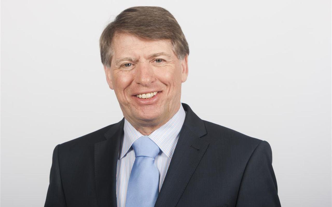 Sjaak van der Tak wordt de nieuwe voorzitter van LTO Nederland.