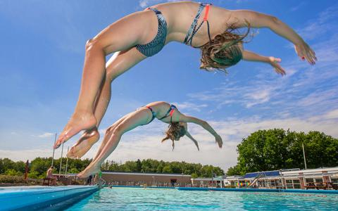 Waar kunnen we deze zomer zwemmen in de openlucht?