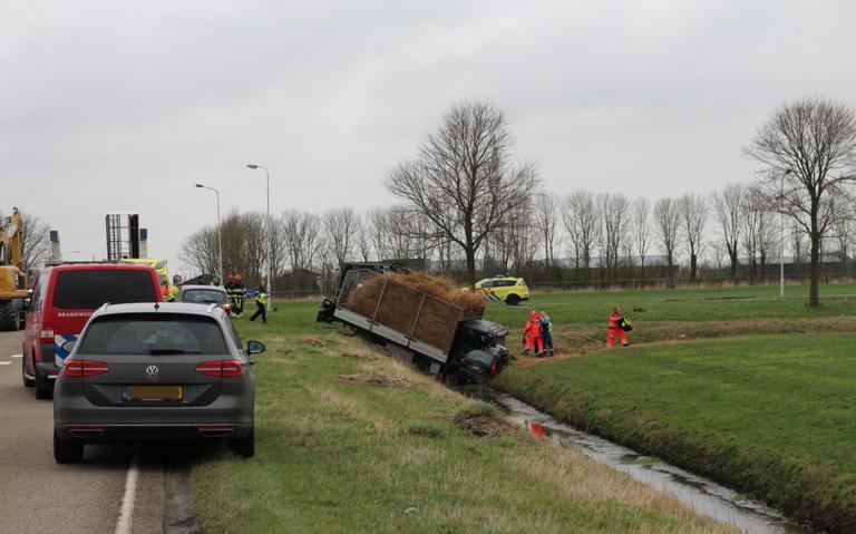Twee inzittenden auto overleden bij ernstig ongeval Burdaard.