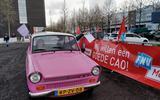 Al twaalf weken stakingen in de metaal: acht Friese bedrijven doen mee
