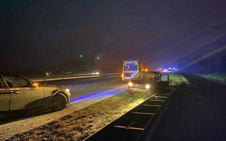 Spookrijder veroorzaakt meerdere aanrijdingen op de N31 tussen Nijega en Drachten (update)