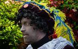 De Grijze Piet. FOTO STICHTING SINTERKLAAS INTOCHT LEEUWARDEN