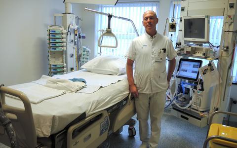 IC-arts Rik Gerritsen van MCL over tweede golf: 'Het gaat piepen en kraken, maar we kunnen het aan'