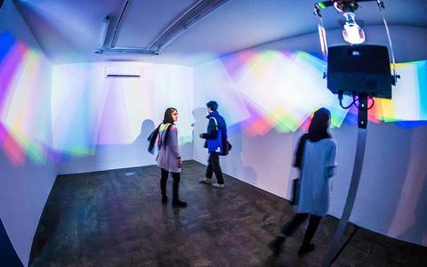 Het Media Art Festival vindt plaats van 24 september tot en met 10 oktober in Leeuwarden.