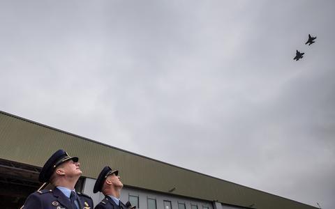 Militaire toestellen rukken op: veel groter deel van Friesland hoort straks overkomende straaljagers