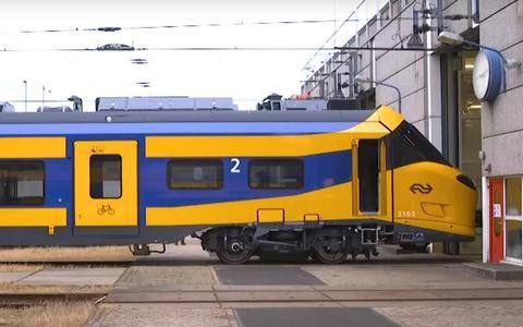 Noorden walhalla voor treinspotters