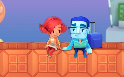 Gamereview: A fold apart is puzzelen met je relatie