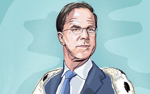 Mark Rutte is opgestaan als hoeder van de natie in crisistijd