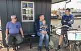 Het leugenbankje van Zoutkamp: 'Het is hier een prachtig wereldje, maar ik snap niet wat je hier als toerist doet'