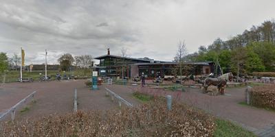 Het bezoekerscentrum in Appelscha. FOTO GOOGLE STREETVIEW