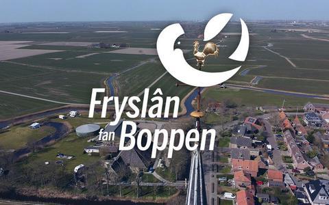 Fryslân fan Boppen.