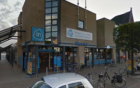 Albert Heijn Joure verhuist naar pand Budget Food aan de Sinnebuorren
