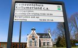 Gemeentehuis Kollum. FOTO LC/ARODI BUITENWERF