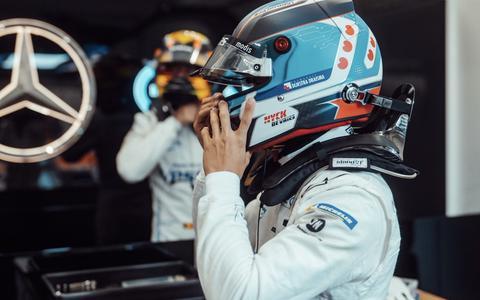 De Vries derde in Formule E- kwalificatie, start als zevende