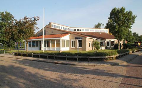 De basisschool in Exmorra, die volgend jaar sluit