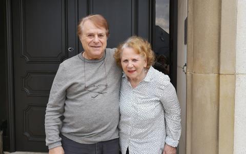 Lucien en Margot van Gelder.