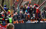 Einde nabij voor Zwarte Piet bij intocht Leeuwarden: 'Je kunt je ogen niet sluiten voor de veranderingen'