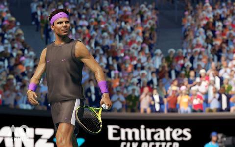 Gamereview: Australian Open gaat nog even verder