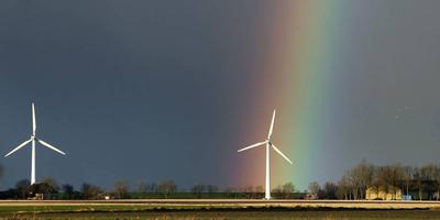Windmolens. FOTO ACHIEF LC/JAN DE VRIES