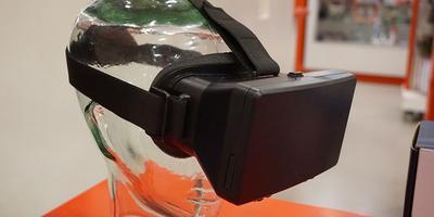 VR-bril. FOTO PIXABAY