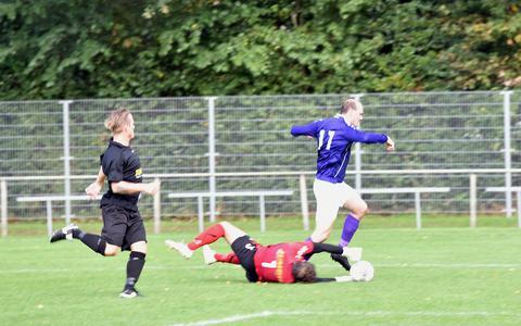 FC Wolvega verliest nipt van FC Meppel