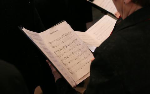 It Kwartettekoar ondersteunt kerken met zang