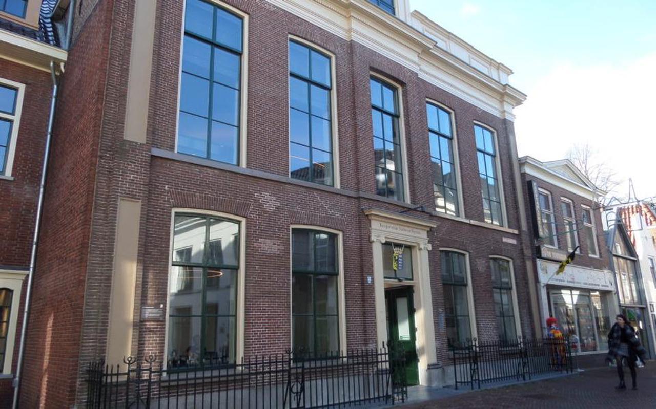 Het gemeentehuis in Súdwest-Fryslân.