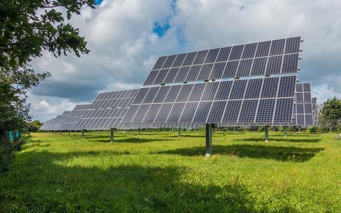 Plan zonnepark lokale coöperatie bij elektriciteitscentrale Burgum
