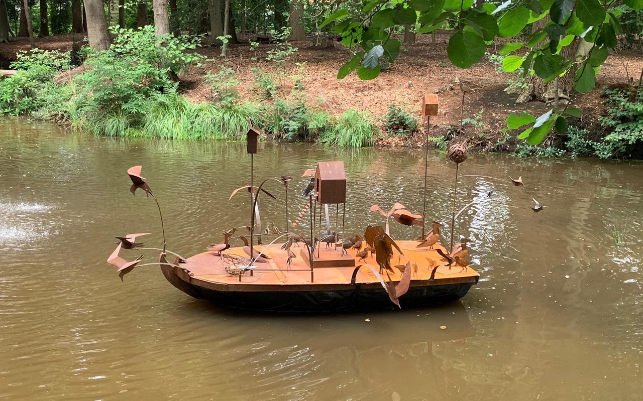 Patricia Suer - Vogelboot
