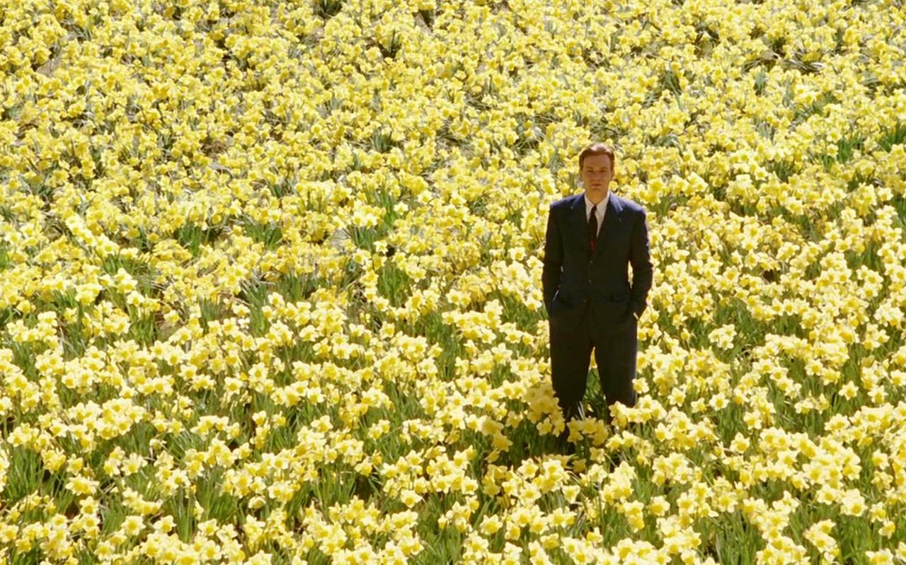 Bloemenveld uit Big fish (2003)
